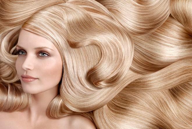 Тонирование волос желтых волос