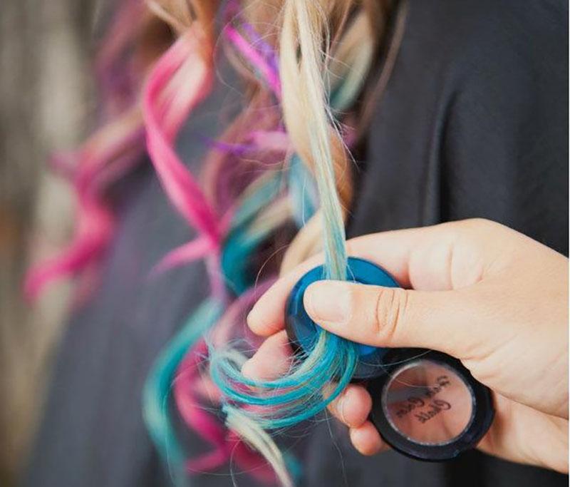 Фотографии мелки для волос